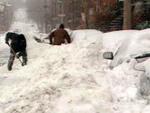 Квебек в снегу