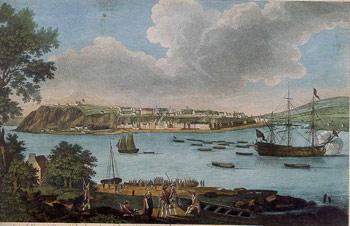 Старый Квебек (1758)