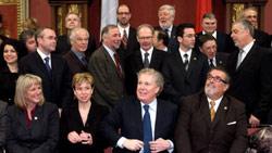Канада - министры